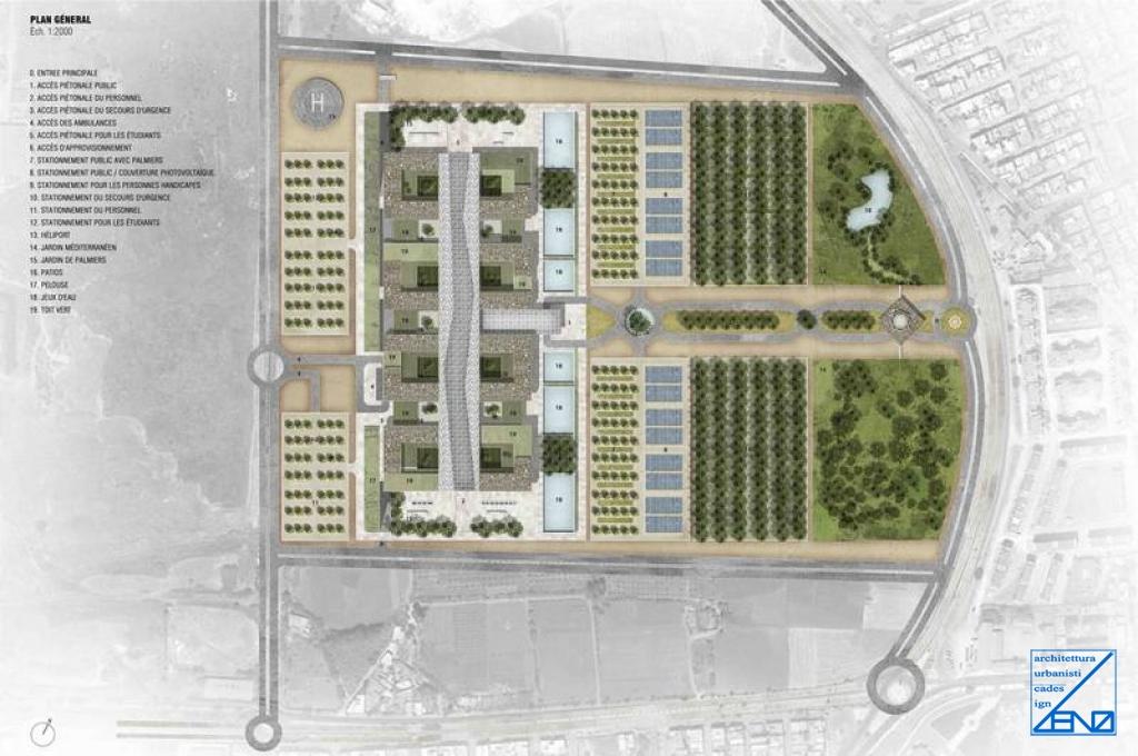 Projects news tlemcen page 2 skyscrapercity for Plan tlemcen